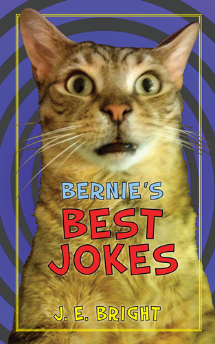 Bernie's Best Jokes by J. E. Bright cover